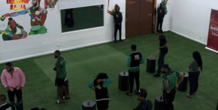 Omashola, Ike get a Strike each, Avala & Isilomo have been Evicted