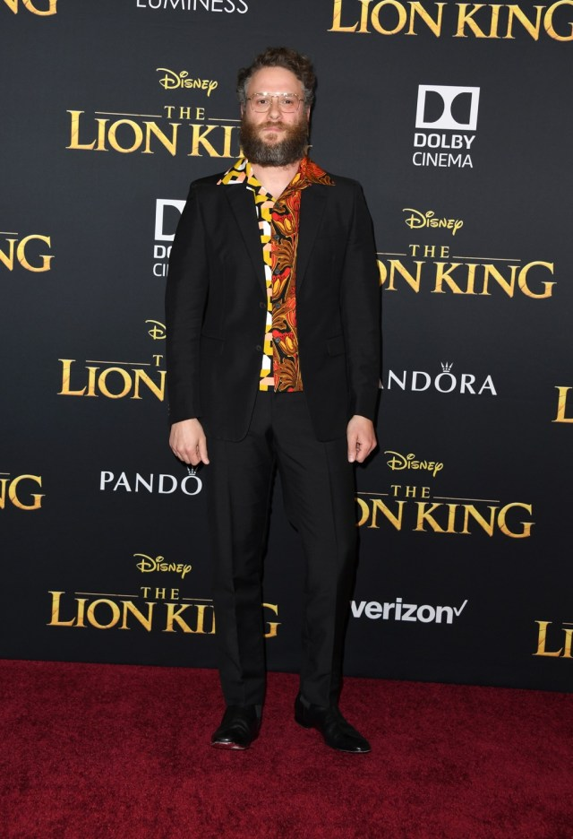 "See all the beautiful Photos from World Premiere of ""The Lion King"""