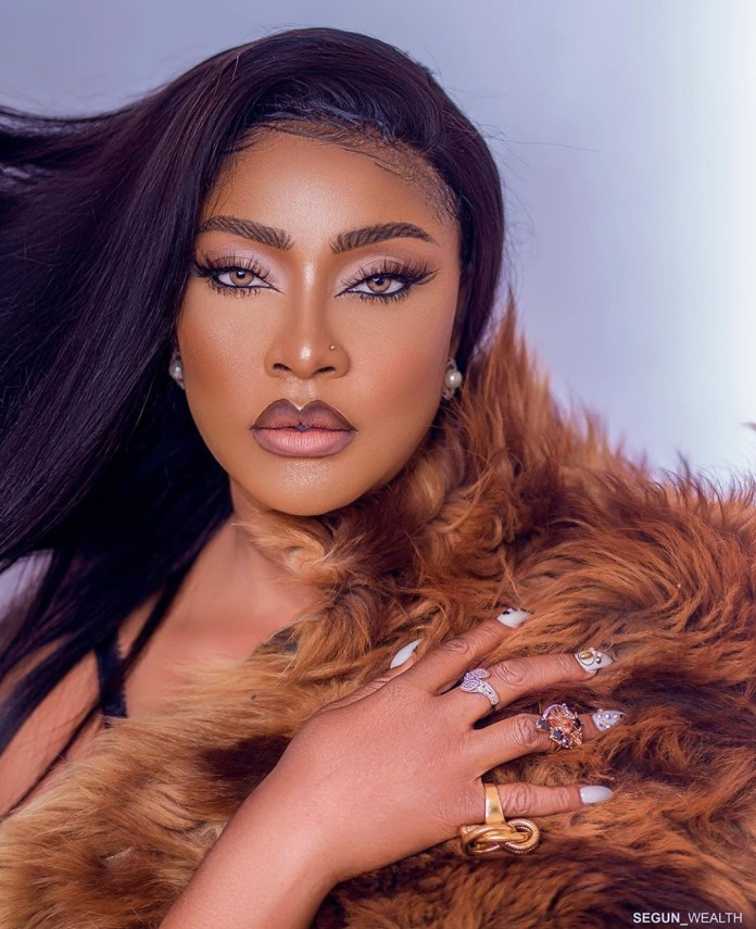 Angela Okorie is a Gorgeous Birthday Girl in New Photos