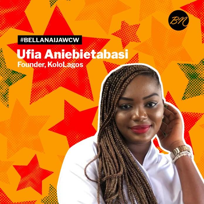 Ufia Aniebietabasi of Kolo Lagos is our #BellaNaijaWCW this Week!