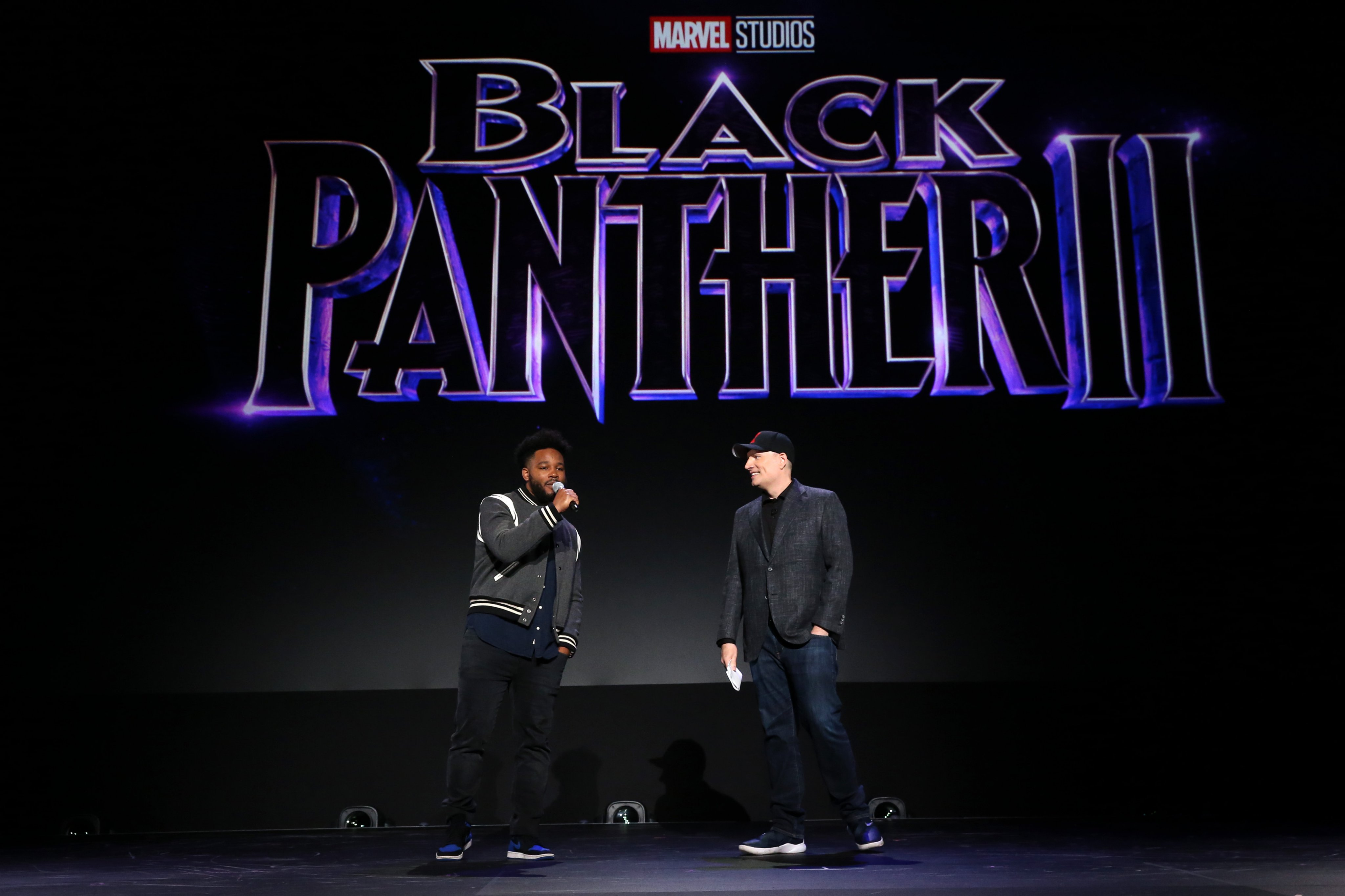 """Marvel Announces """"Black Panther 2"""" Release Date"""