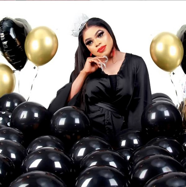Police explains Why it Sealed Venue of Bobrisky's Birthday Party