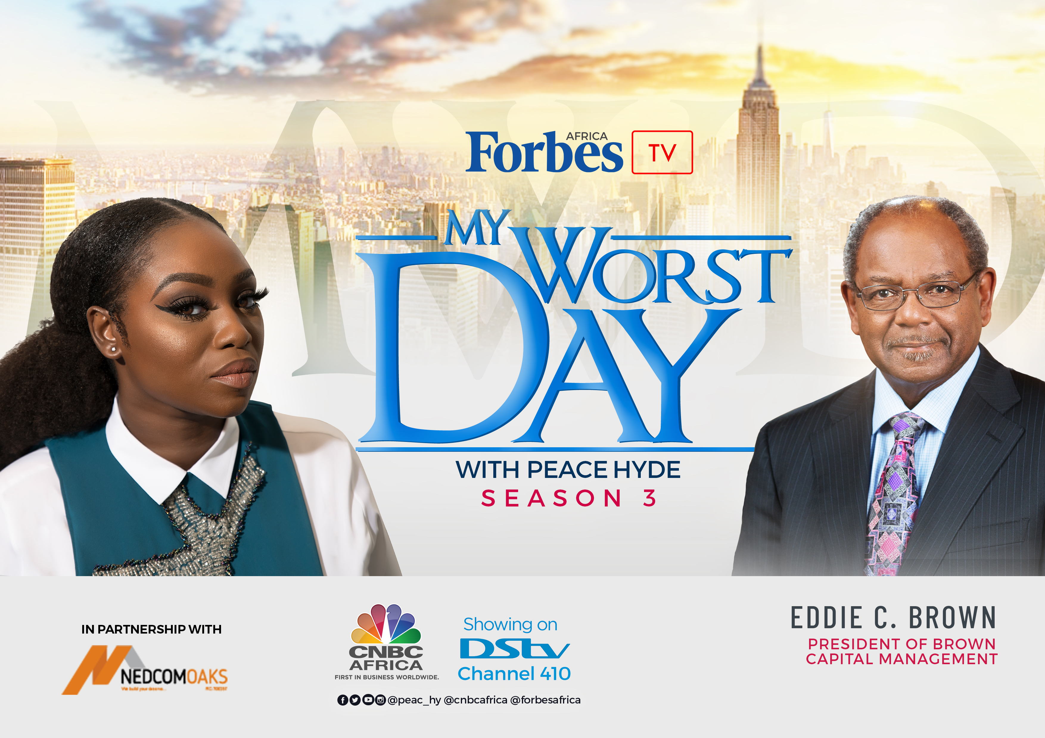 "Here's How Eddie Brown built his $9.5 Billion Business | Watch a New Episode of ""My Worst Day"""