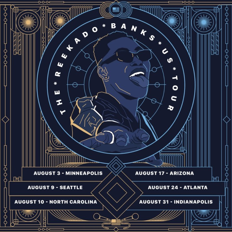 Reekado Banks begins solo US tour