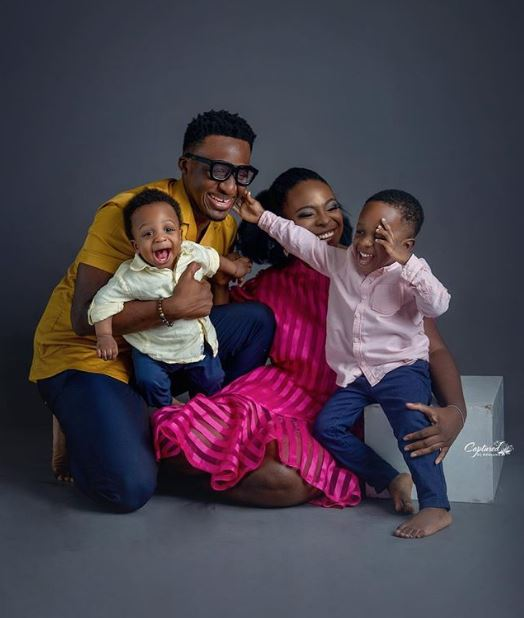 You'll Love This Family Photo of the Idakulas