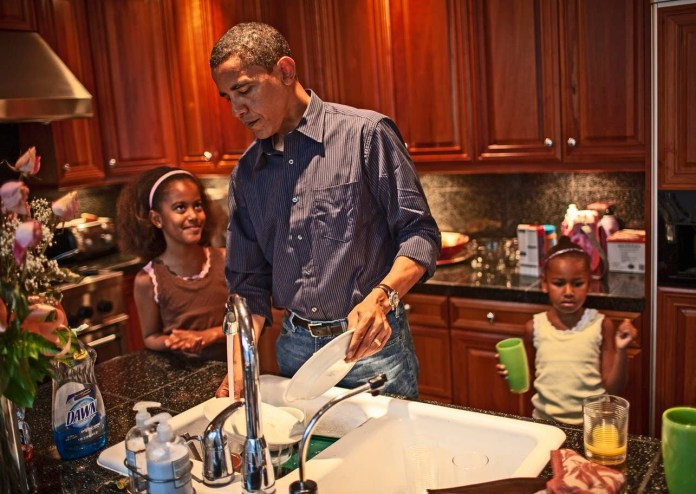 You'll Love these Never-Before-Seen Photos of The Obamas by Callie Shell