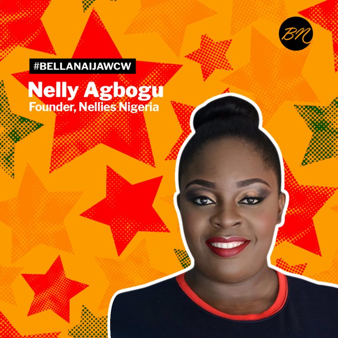 #BellaNaijaWCW Nelly Agbogu Birthed her Business – Nellies Nigeria – From her Biggest Challenge