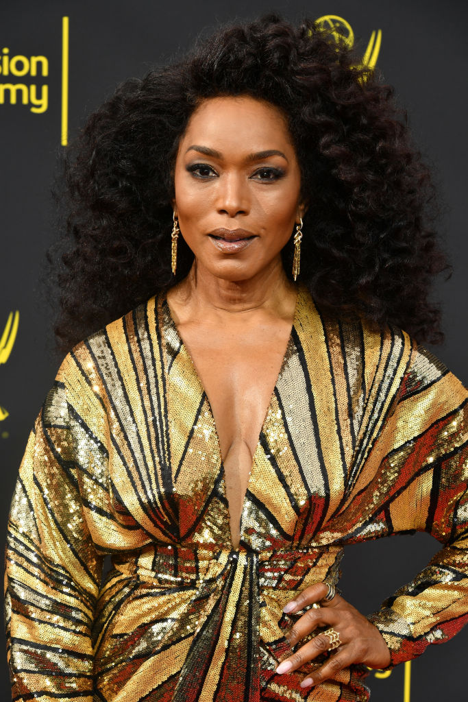 Angela Bassett Shares her Child Sexual Abuse Story & her Mom's Swift, Empowering Response
