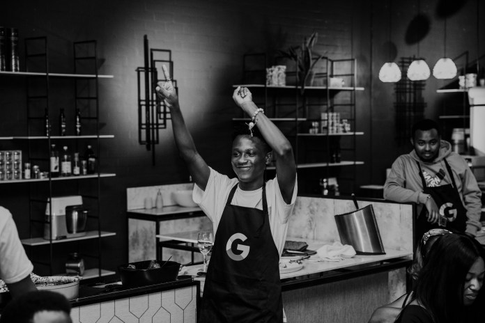 Becoming an Award Winning Chef, a Wine Maker, & Swimming With Sharks (Not Really) | Read all about Niyi's #CapeTownWithGoogle Experience