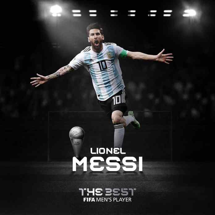 Lionel Messi & Megan Rapinoe Win Big at FIFA's #TheBest Award for 2019 | Full List of Winners