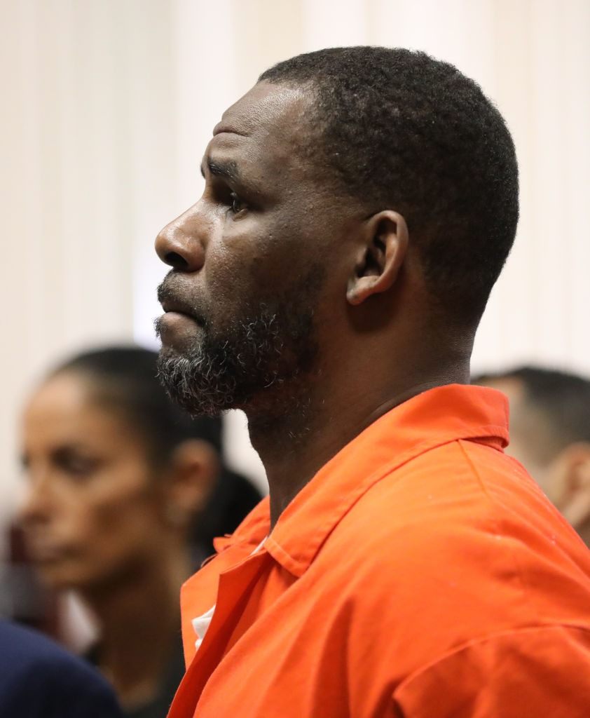 Judge Denies Motion to Increase R. Kelly's $1 Million Bond