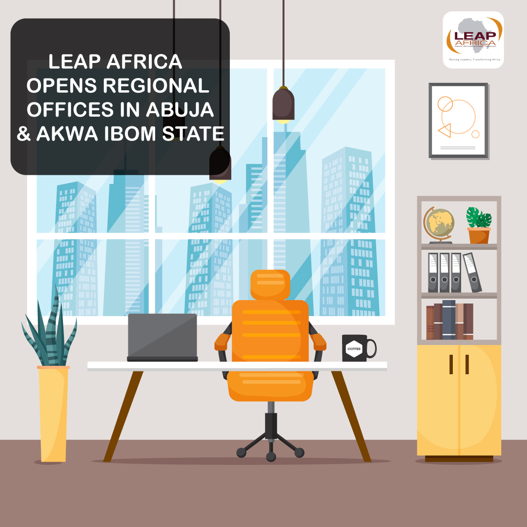 LEAP Africa expands its Borders, Opens Regional Offices in Abuja & Akwa Ibom