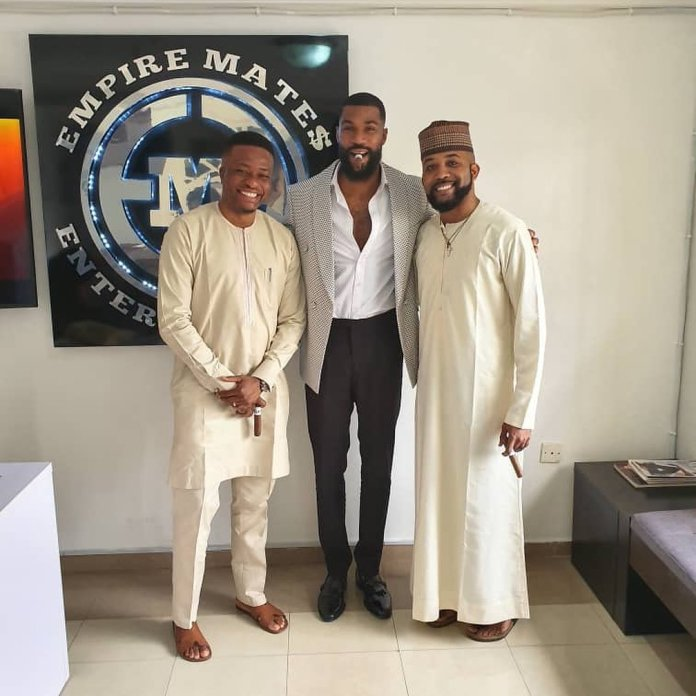 #BBNaija's Mike Indicators Administration Cope with Empire Mates Leisure