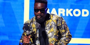Sarkodie wins Finest Worldwide Circulation on the 2019 BET Hip-Hop Awards