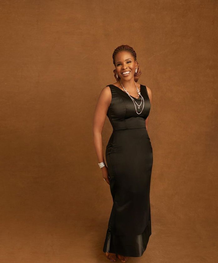 Jumoke Adenowo is as Swish as ever as she Celebrates her Birthday
