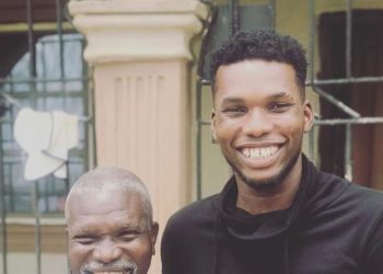 """Youre the Best Father in the World"" – Victor AD Eulogises Late Dad"