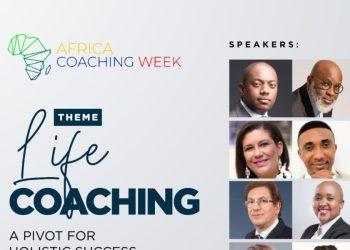 "Fela Durotoye, Lanre Olusola, Laila St Matthew-Daniel to Grace the First ""Africa Coaching Week"" Event | October 7th"