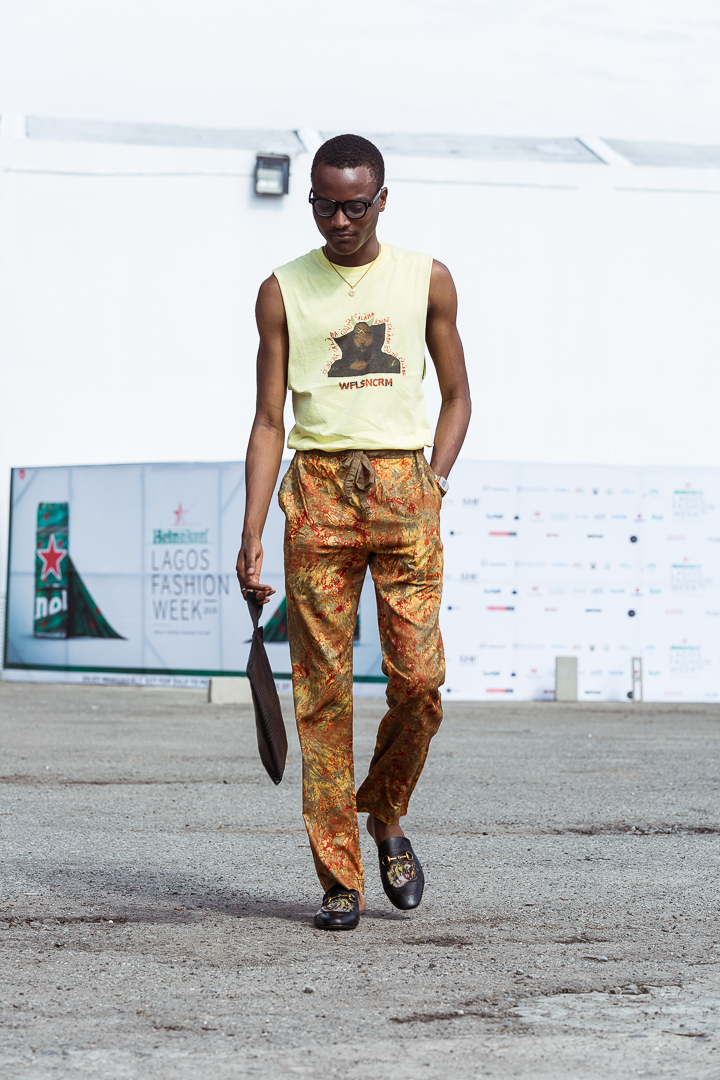 Lagos Fashion Week 2019 Street Style Day 1 A4A1063