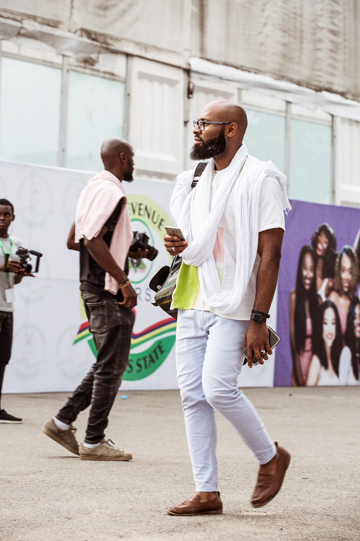 Lagos Fashion Week 2019 Street Style Day 1 A4A1550