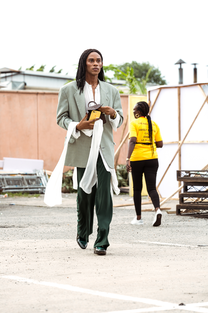 Lagos Fashion Week 2019 Street Style Day 1 A4A1579