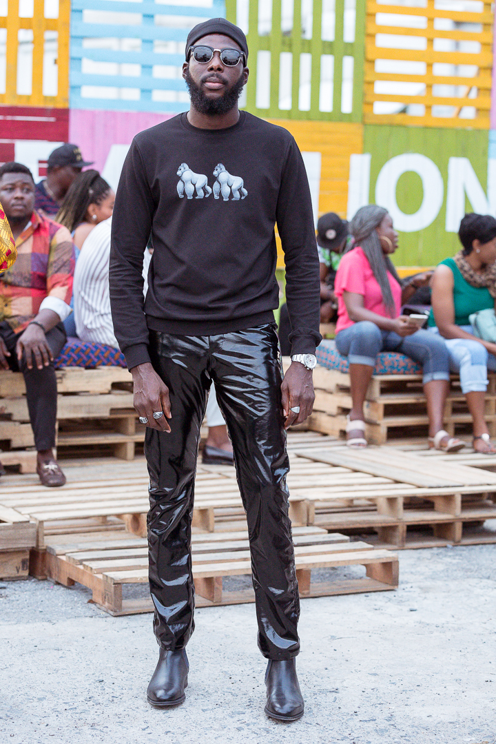 Lagos Fashion Week 2019 Street Style Day 1 A4A1738