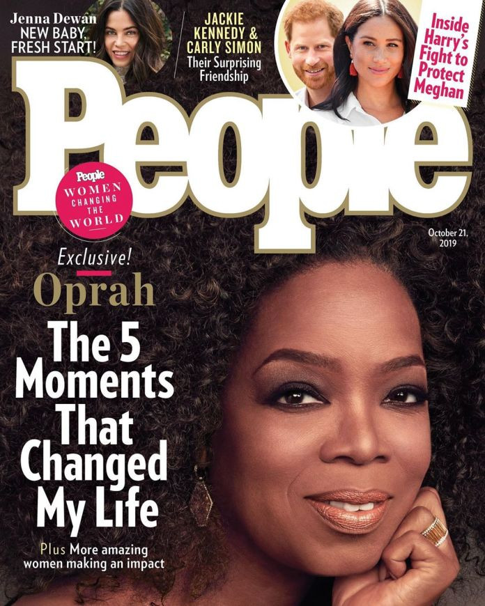 Oprah Winfrey Opens up on Not Getting Married or having Children