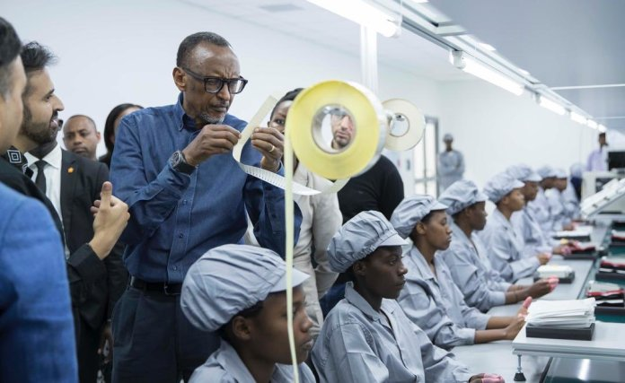 Rwanda Opens First Smartphone Manufacturing Plant in the Country
