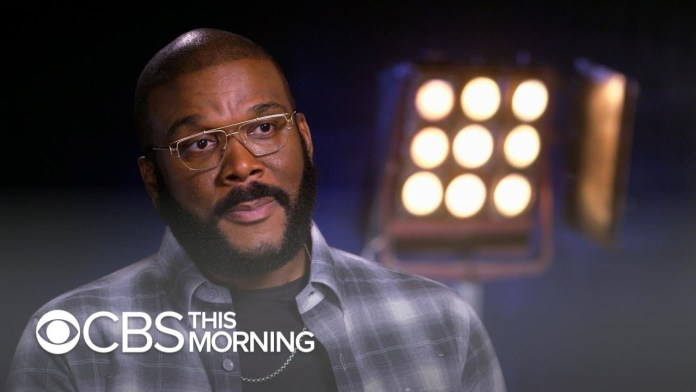 "Tyler Perry Speaks on Being Ignored in Hollywood on ""CBS This Morning"" 