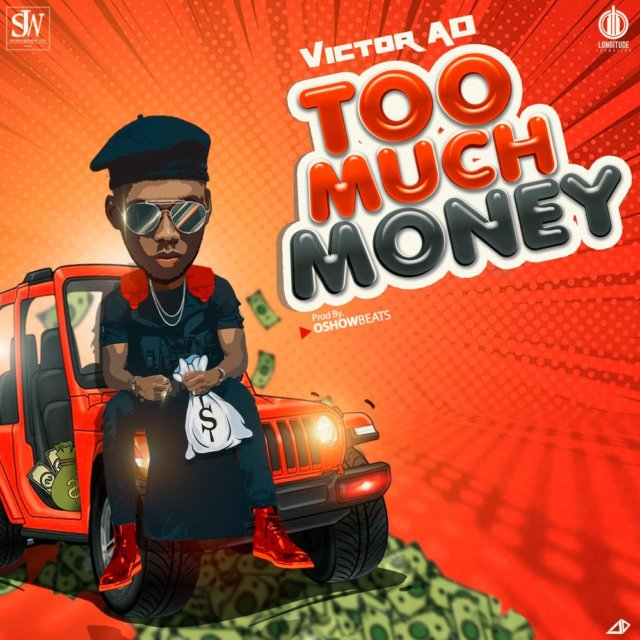 New Music: Victor AD — Too A lot Cash