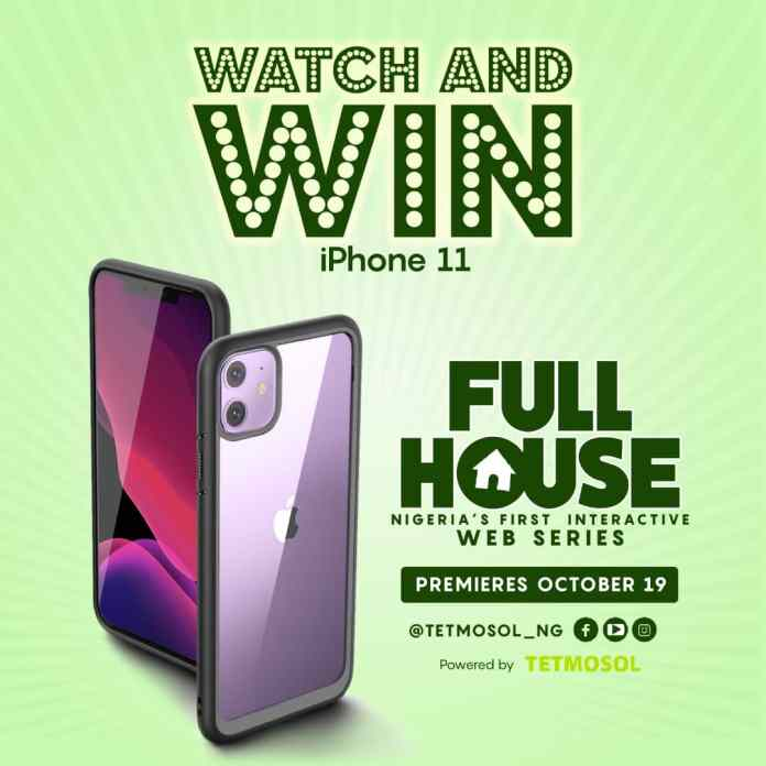 Iphone 11 + Different Freebies Up for Grabs whenever you watch New Net-series 'Full House' That includes your Faves