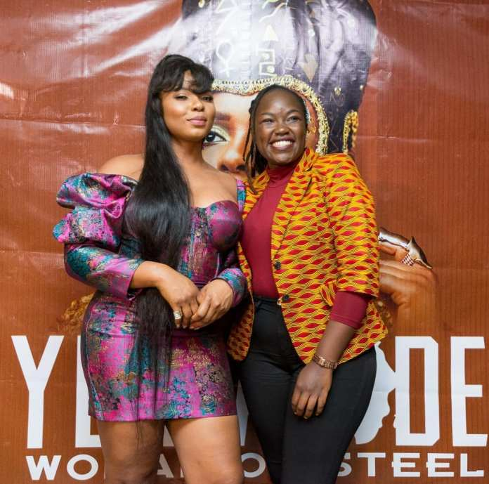 "Yemi Alade takes ""Woman of Steel"" to Kenya with Intimate Album Launch Celebration"