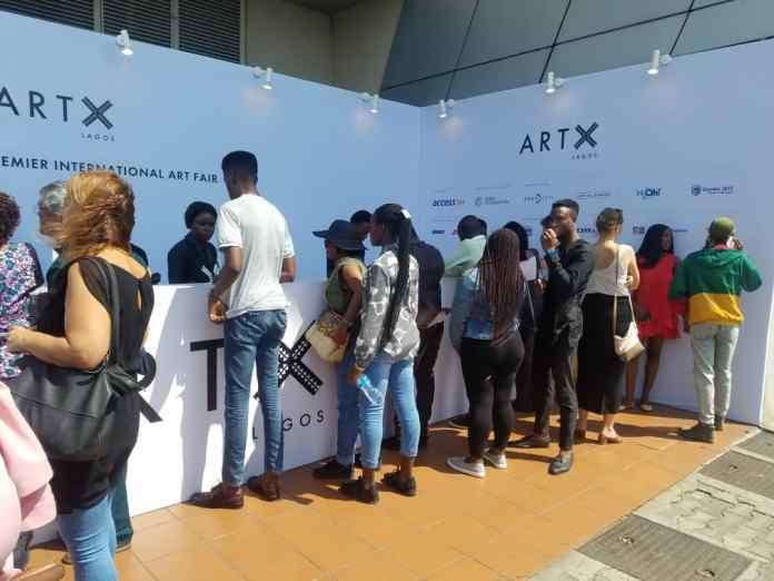 This Weekend is about to be lit with the 4th Edition of Art X Lagos Fair | November 1st – 3rd
