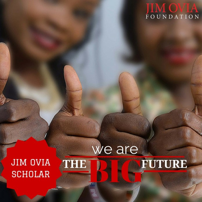 Do you need Education Funding? Heres your Chance to apply for the Jim Ovia Foundation 2019/2020 MUSTE Scholarship
