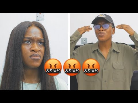 BN TV: Couples can you relate? Watch Marajis New Skit on Relationship arguments be like