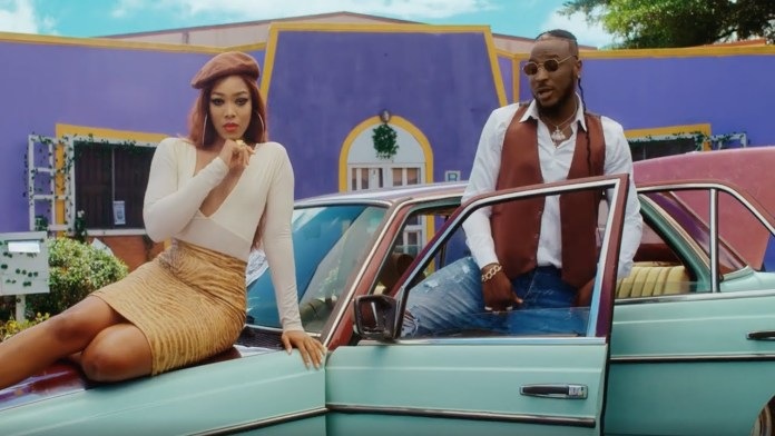 New Video: Peruzzi  Nana