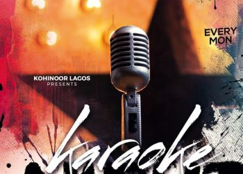 We just Unlocked a Fun-filled Monday with Kohinoor Lagos' 'Karaoke Night' | 6 PM Tonight