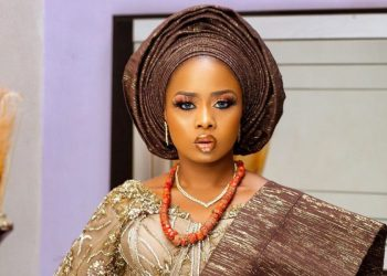 Alaafin of Oyo's Wife Queen Ajoke Adeyemi celebrated her 30th Birthday & It was a Royal Affair