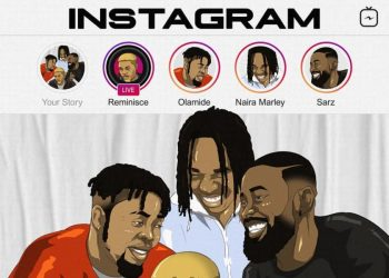 New Music: Reminisce feat. Olamide, Naira Marley & Sarz – Instagram
