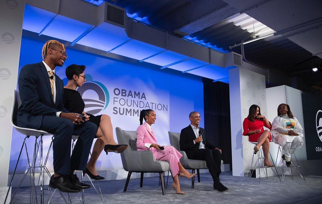 Barack Obama challenges Youth Activists on Call-out Culture at Obama Foundation Summit | WATCH