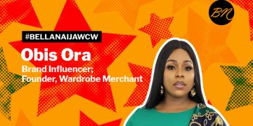 Brand Influencer & Personal Styling Maestro Obis Ora is our #BellaNaijaWCW this Week!