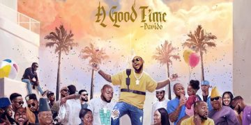 "It's Right here! Listen to Davido's ""A Good Time"" Album on BN"
