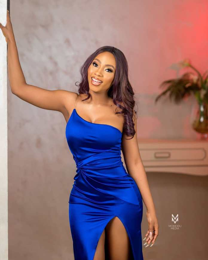 #BBNaijas Mercy Eke is Fulfilling her Pledge of Giving us Hot Hot