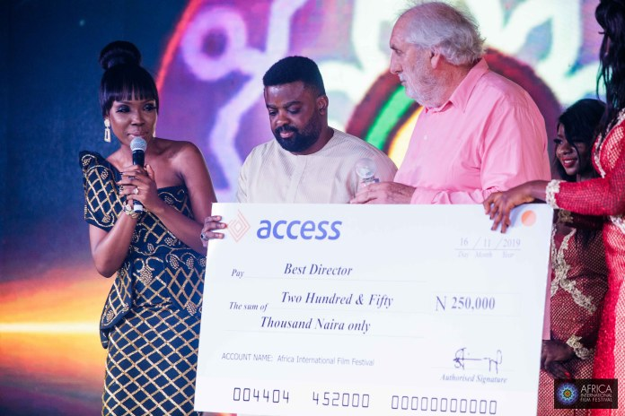 Meet the Globe Awards Winners at AFRIFF 2019 hosted in partnership with US Consulate & Access Bank