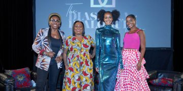 Koshie Mills Hosted a Glamorous Live Session to with Ebonee Davis, Gina Yashere and More At The California African American Museum