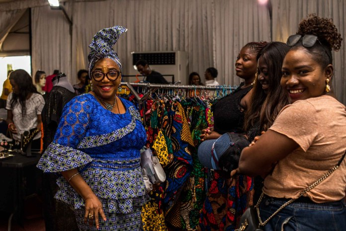 """Omilola Oshikoya encouraged Participants at the """"Do It Afraid"""" Conference 2019 to create an Endless Ocean of Wealth in Nigeria by solving Problems"""