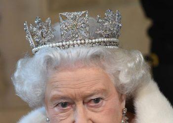 Queen Elizabeth Ditches Fur, Buckingham Palace Reveals
