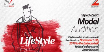 "Heres a Chance to Audition as a Model for the Anticipated ""Style by Zenith 2.0"" Fashion Show 