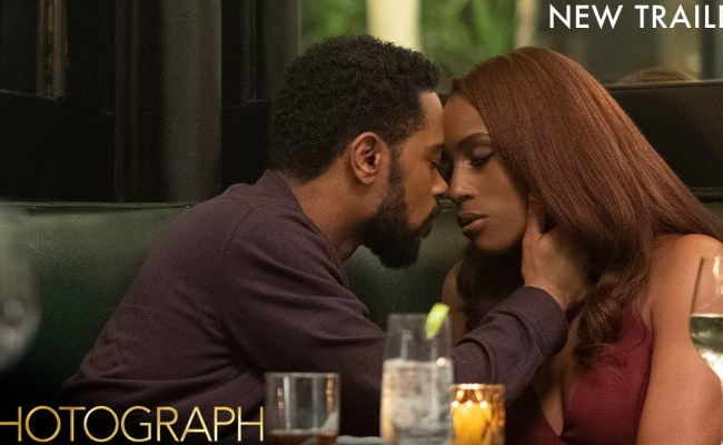 This Trailer For The Photograph Starring Issa Rae