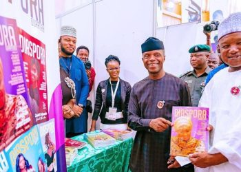 """Journalist in Pains after Osinbajo's Aides Beat Him Up """"for no reason"""""""