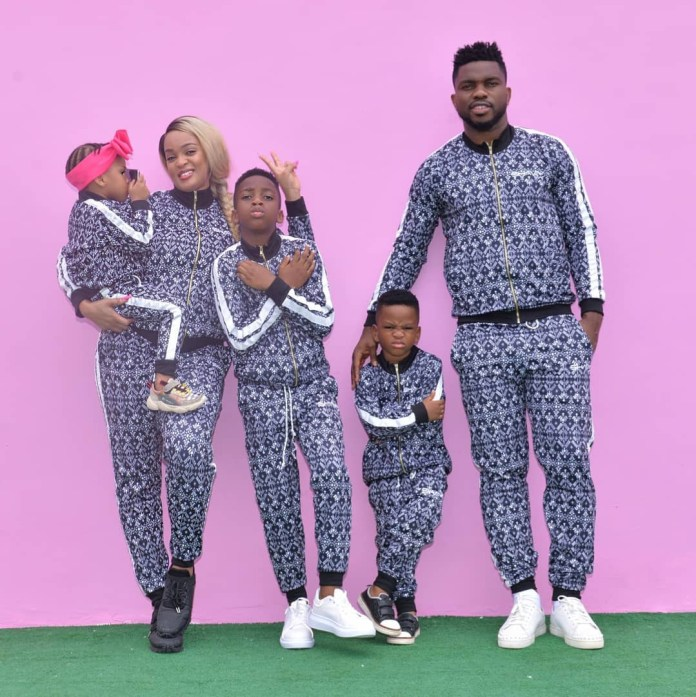 Adaeze Yobo and her Family are the absolutely Squad Targets!